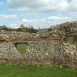 Roman Verulamium Wall