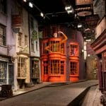 Warner Bros Studio Diagon Alley