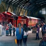 Warner Bros Studio Tour Hogwarts Express