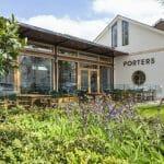 Porters Restaurant Berkhamsted